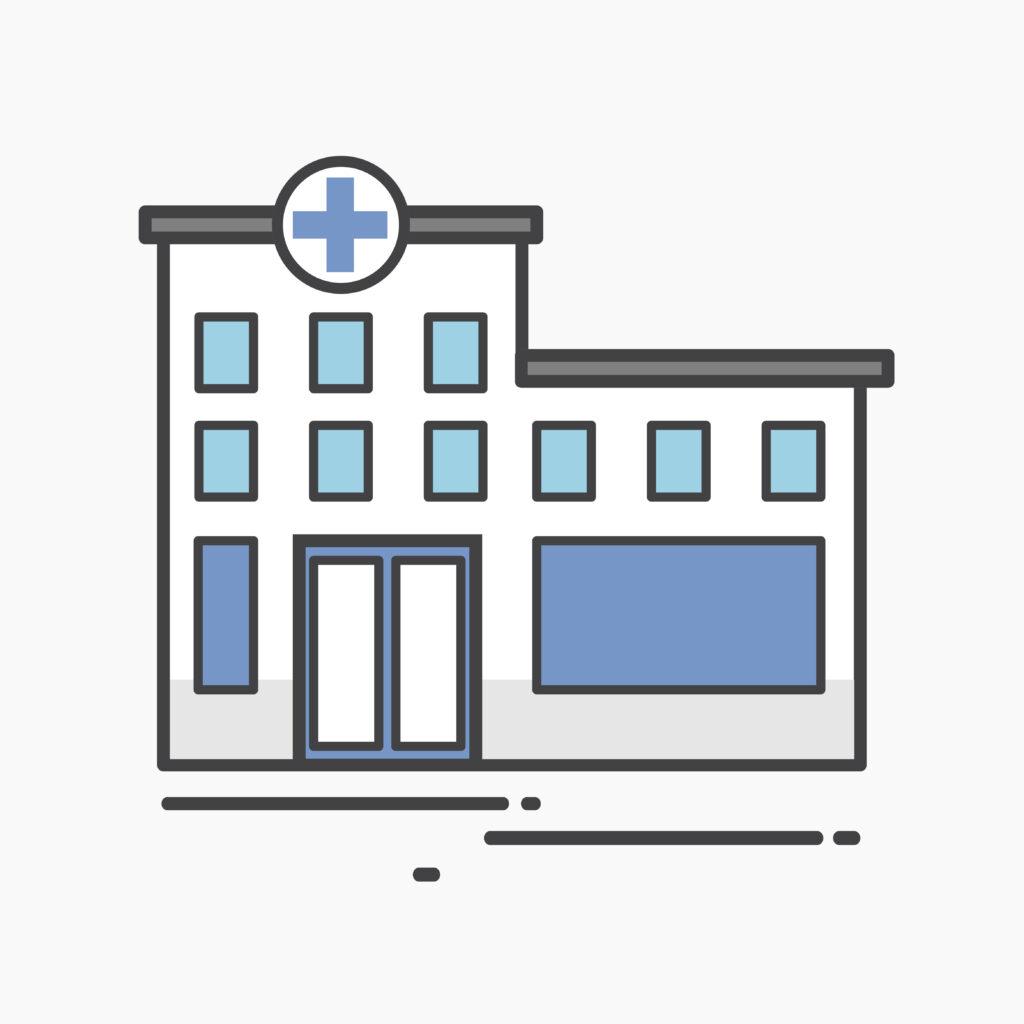 הקמת מתחמי שירות רפואי בשטח - HLS